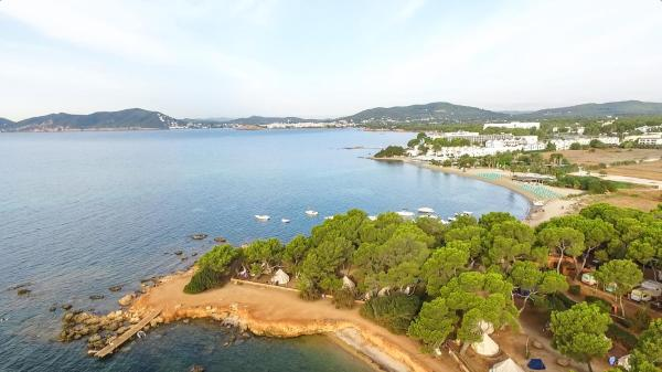 Hotel Pictures: Ibiza Glamping, Es Cana