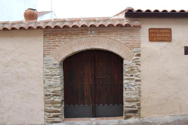Hotel Pictures: Casa Rural El Quinto y Medio, Valdelacasa de Tajo