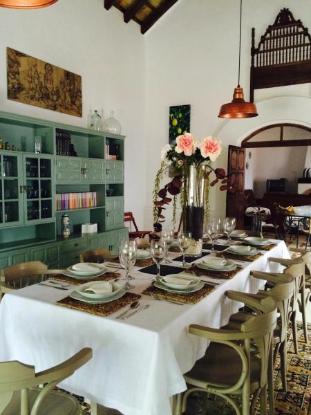Hotel Pictures: Finca el Bramadero, Villalón