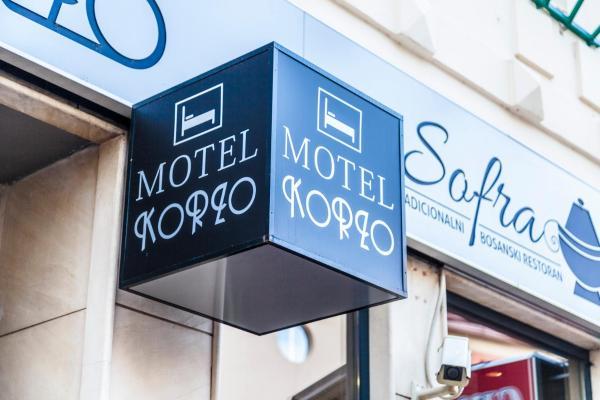 Zdjęcia hotelu: Motel Korzo, Bihać