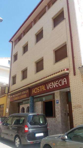 Hotel Pictures: Hostal Venecia I, Monzón