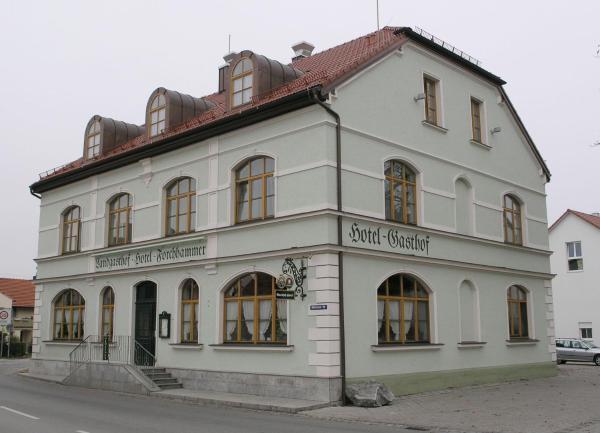 Hotel Pictures: Landgasthof und Hotel Forchhammer, Pliening