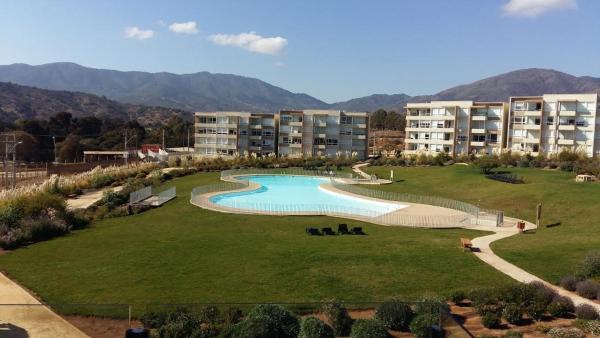 Hotel Pictures: Apartment Lomas De Papudo, Papudo