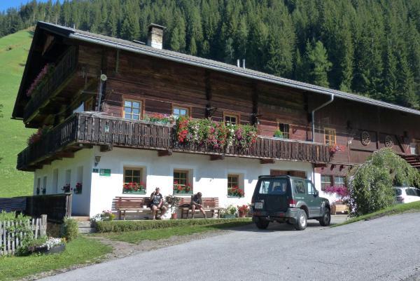 Fotografie hotelů: Bauernhof Untergrafer, Innervillgraten