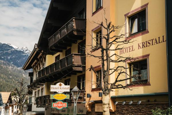 Hotellbilder: Hotel Kristall, Sankt Anton am Arlberg