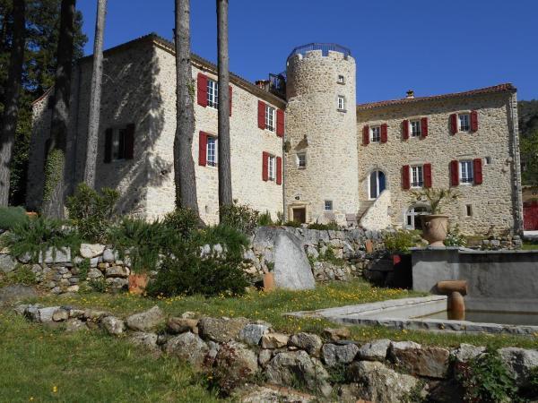 Hotel Pictures: Chateau de la Rode, Aumessas