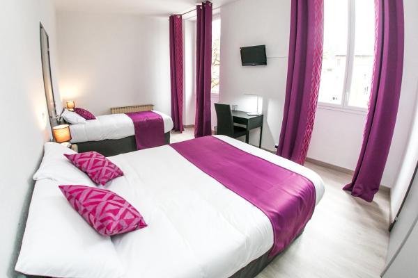 Hotel Pictures: Grand Hotel De France, Meyrueis