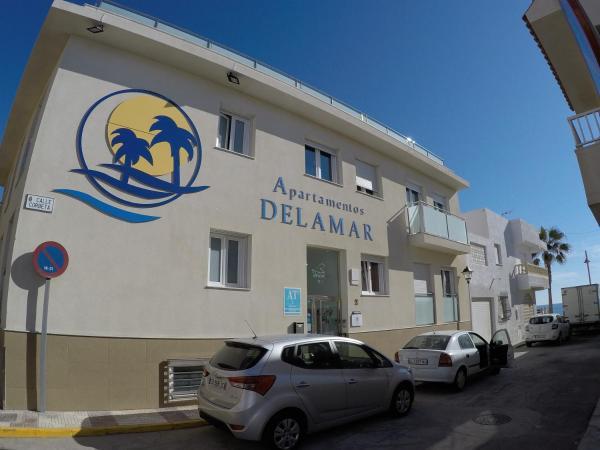 Hotel Pictures: Apartamentos Delamar, Carboneras