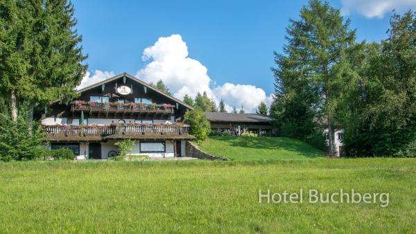 Hotel Pictures: Hotel Buchberg, Schönsee