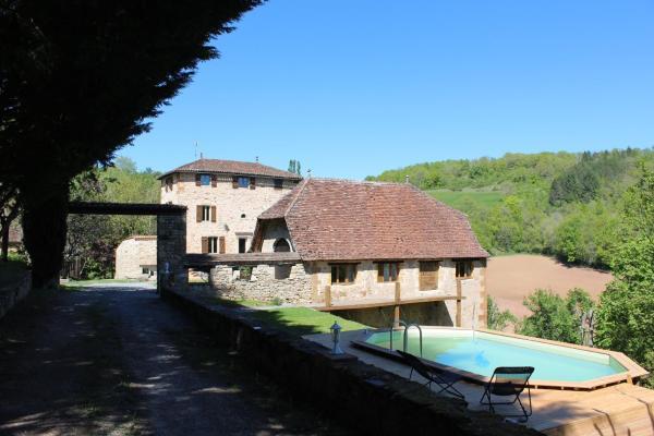 Hotel Pictures: À la Croisée des Vallées, Figeac