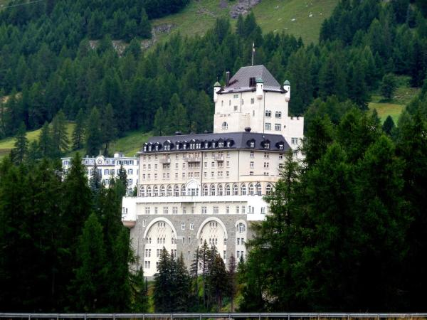 Hotel Pictures: Hotel Schloss Pontresina Family & Spa, Pontresina