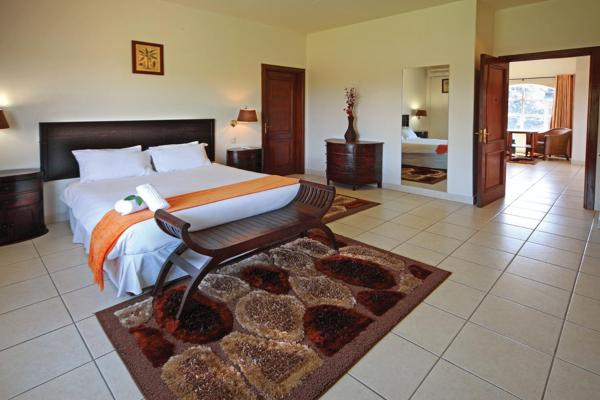 Deluxe Twin Room with Garden View
