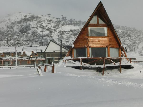 Fotografie hotelů: Cabañas Ainelen, Caviahue