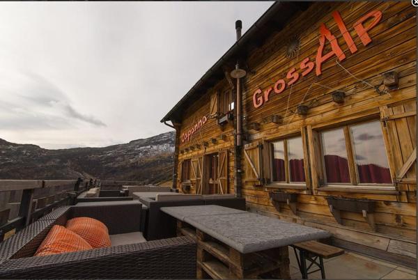 Hotel Pictures: Hotel Capanna Grossalp, Bosco Gurin
