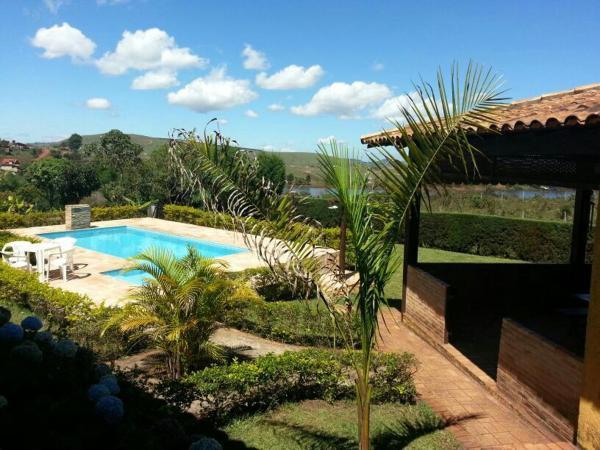 Hotel Pictures: Sitio Agua Limpa, Prata