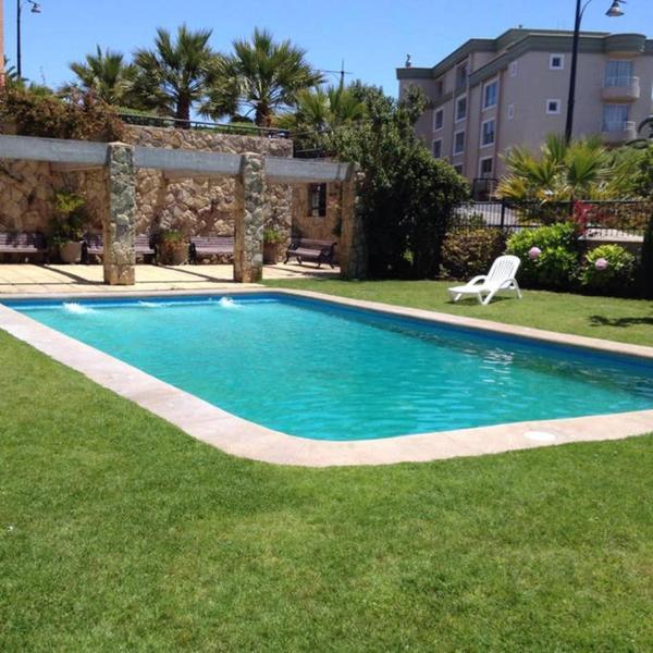 Фотографии отеля: Departamento Concón Vista, Parque Sauzalito