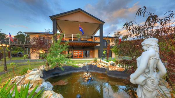 酒店图片: Huon Valley Eco Wilderness Retreat, 休恩维尔