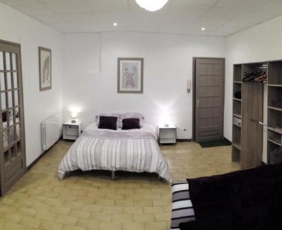 Hotel Pictures: studio avec patio, Roanne