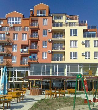 Hotellbilder: Hotel Complex Genesis, Ahtopol