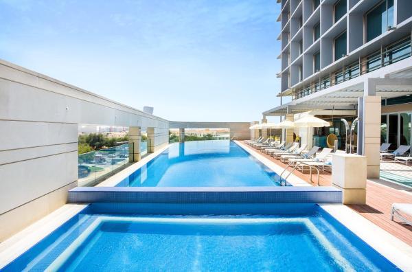 Hotelbilleder: Novotel Abu Dhabi Al Bustan, Abu Dhabi