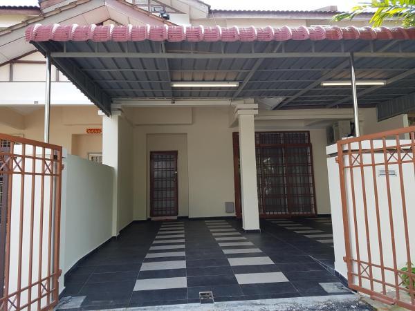 Hotelbilleder: Hammsikar Homestay, Johor Bahru