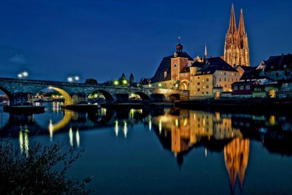 Hotel Pictures: Ferienwohnung am Herzogspark, Regensburg