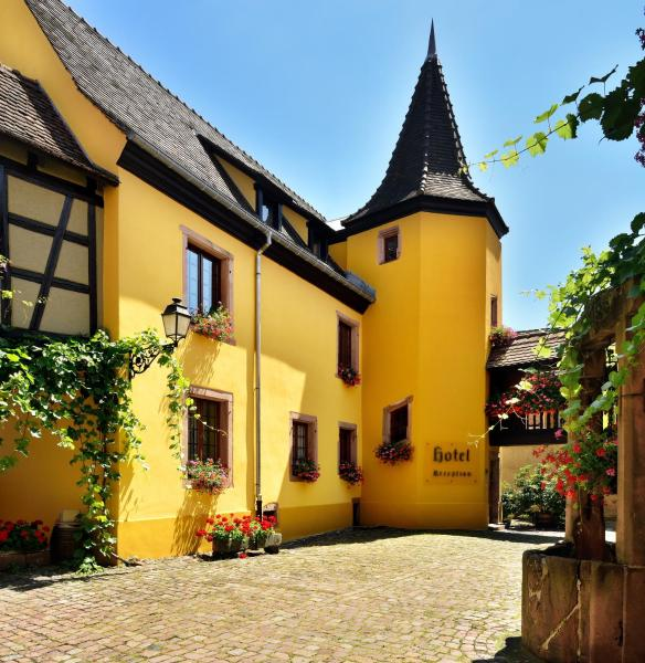 Hotel Pictures: L'Abbaye d'Alspach, Kientzheim