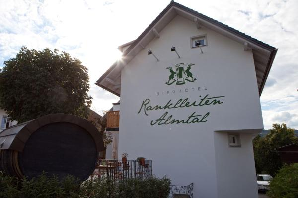 Fotografie hotelů: Bierhotel Ranklleiten Almtal, Pettenbach