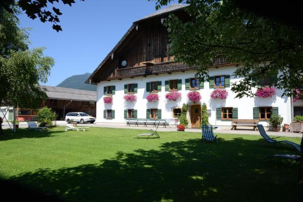 Hotellikuvia: Weinbachbauer - Urlaub am Bauernhof, St. Wolfgang