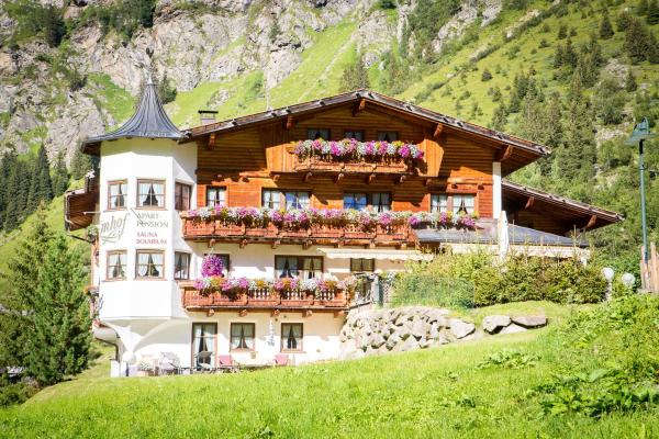Fotos de l'hotel: Almhof-Reithof Pitztal, Sankt Leonhard im Pitztal