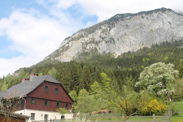 Fotos de l'hotel: Ferienwohnung Salza, Sankt Martin am Grimming
