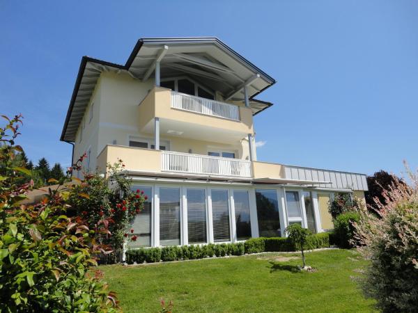 Fotografie hotelů: Ferienparadies Goritschnig, Velden am Wörthersee