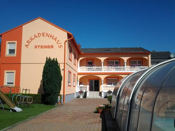 Hotellikuvia: Arkadenhaus Steiner, Podersdorf am See