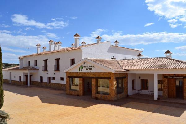 Hotel Pictures: Hotel Rural Ibipozo, El Almicerán