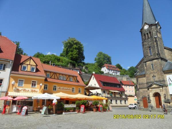 Hotel Pictures: Marktstübchen, Stadt Wehlen
