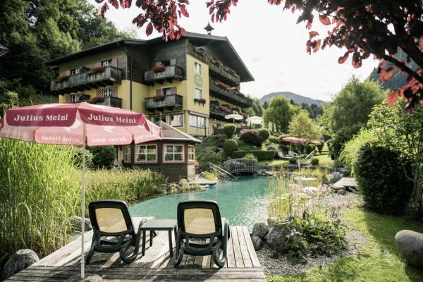 Foto Hotel: Hotel Garni Sonnleitn, Fuschl am See