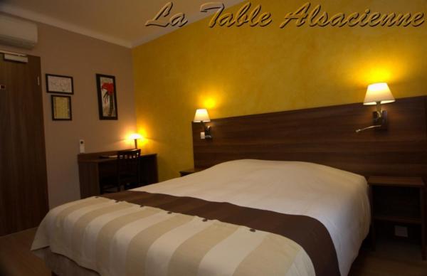 Hotel Pictures: La Table Alsacienne, Farébersviller