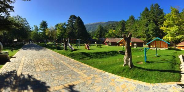 Foto Hotel: Llogora Tourist Village, Dhërmi