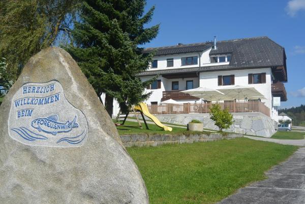 Photos de l'hôtel: Forellenwirt, Grünbach