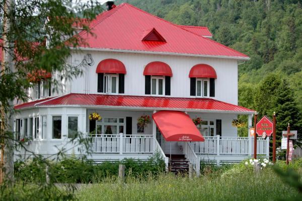 Hotel Pictures: Auberge la Courtepointe, Petite-Rivière-Saint-François