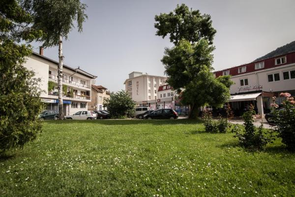 Hotellikuvia: Hotel Zelengora, Foča