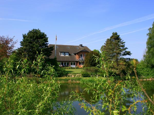 Hotelbilleder: Landhaus Jägerhof, Börnsdorf