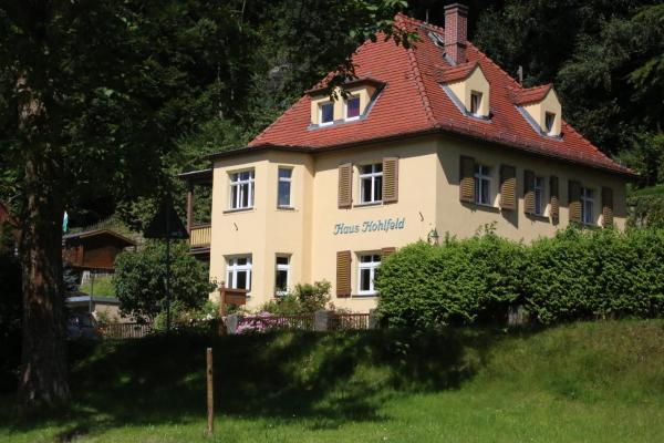 Hotel Pictures: Haus Hohlfeld, Bad Schandau