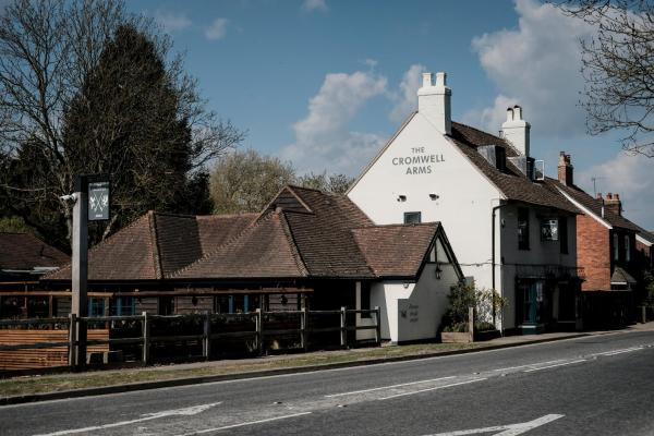 Hotel Pictures: Cromwell Arms Country Pub with Rooms, Romsey