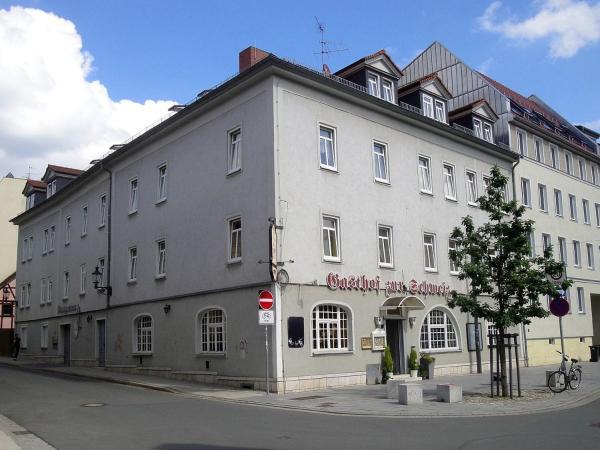 Hotelbilleder: Gasthof zur Schweiz, Jena