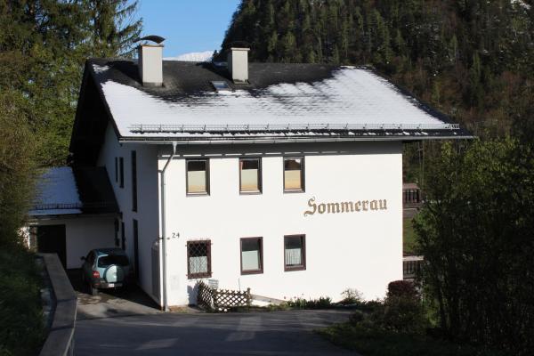 Hotellikuvia: Haus Sommerau, St. Wolfgang
