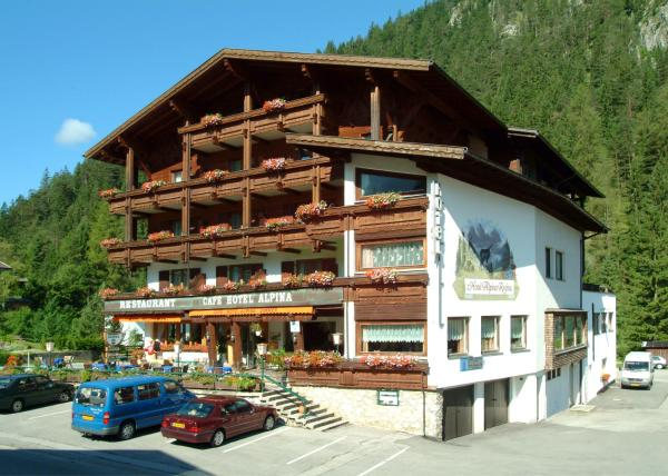 ホテル写真: Hotel Alpina Regina, Biberwier