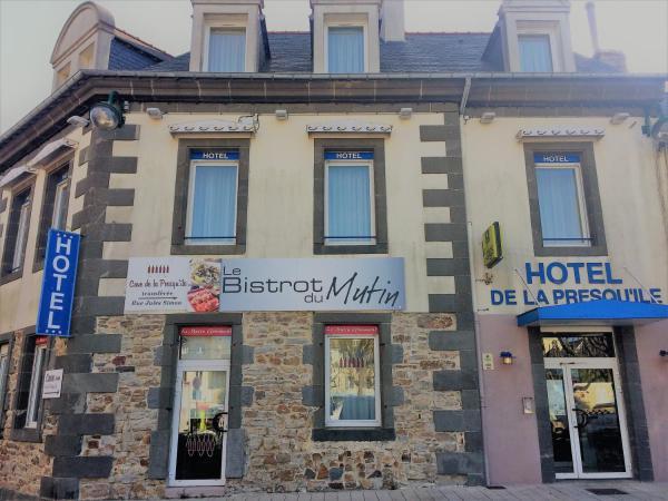 Hotel Pictures: Hôtel de la Presqu'ile, Crozon