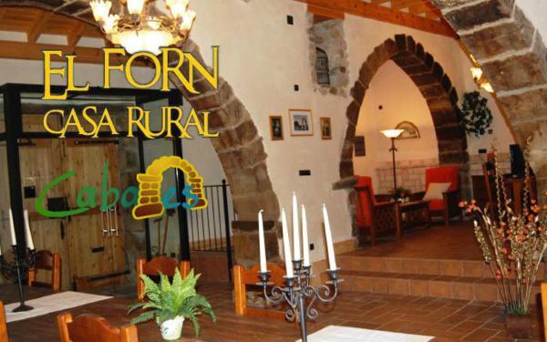 Hotel Pictures: Casa Rural Forn del Sitjar, Cabanes