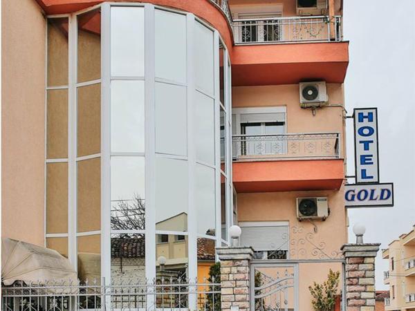 Fotografie hotelů: Gold Hotel, Korçë